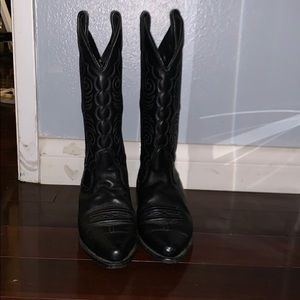Genuine cowboy boots
